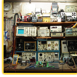 York Electronics Repair Workbench